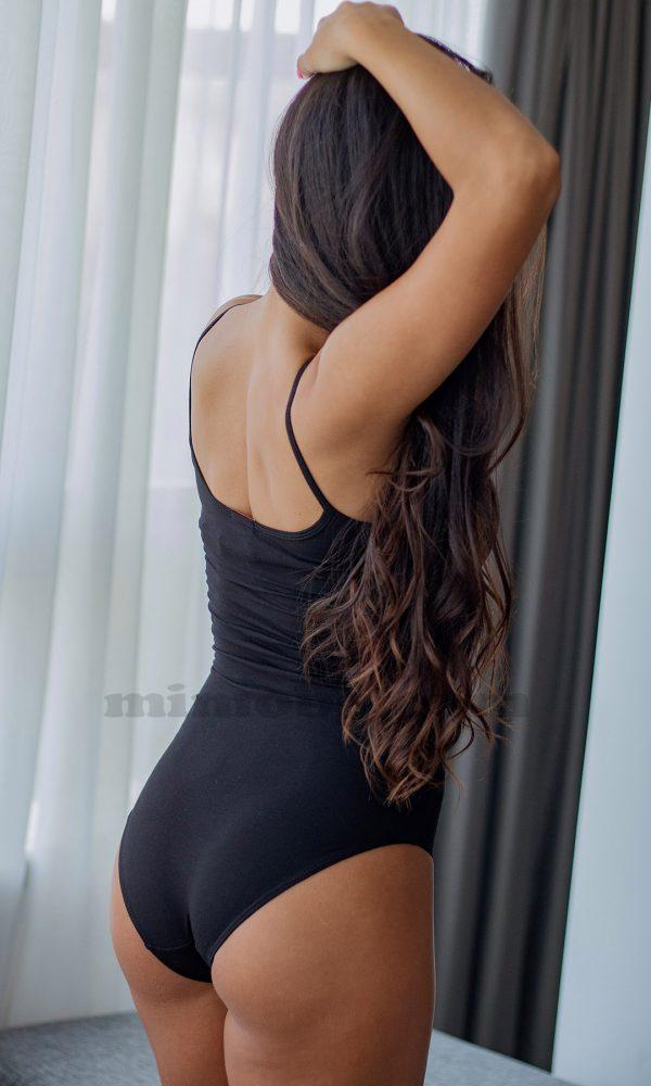 Дамско боди с тънка презрамка – бикина