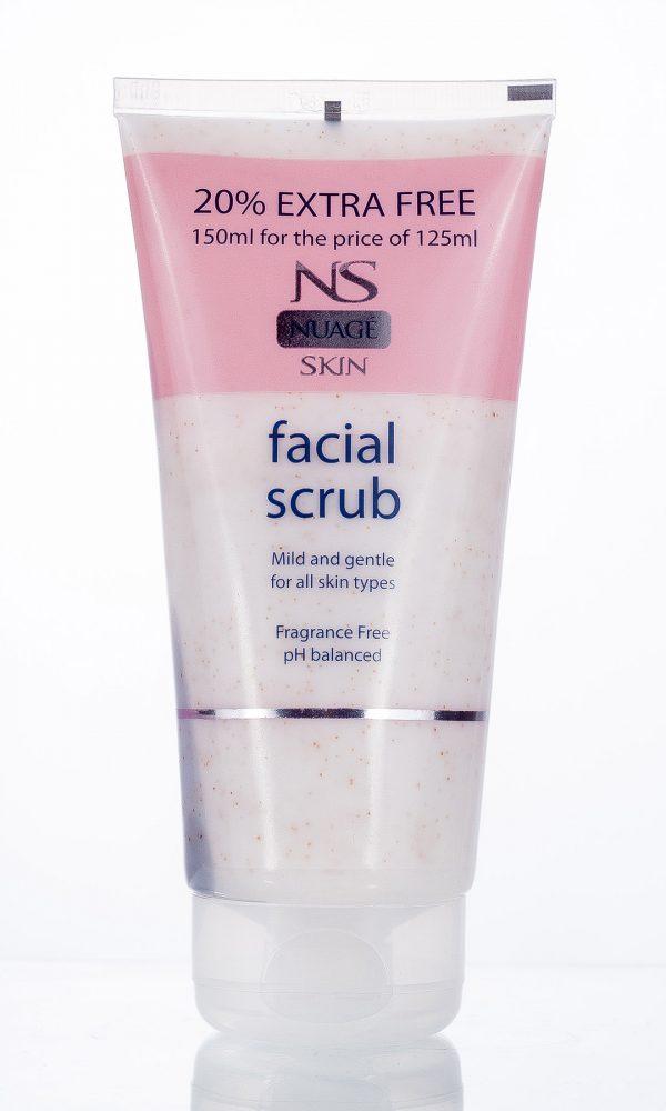 Скраб за лице-всички видове кожа