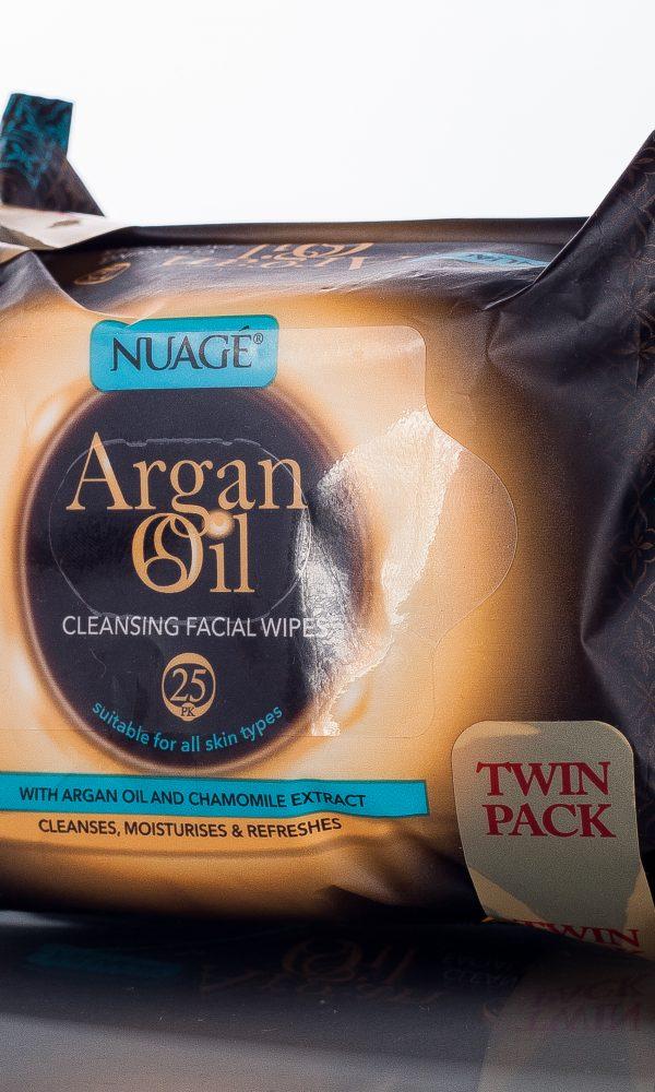 Кърпички за лице с Арганово Масло