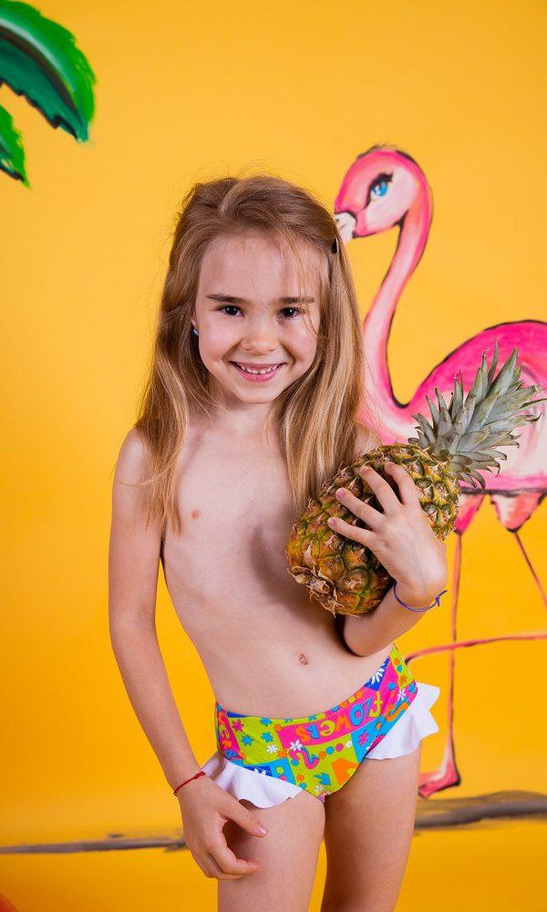 Детски бански- монокина