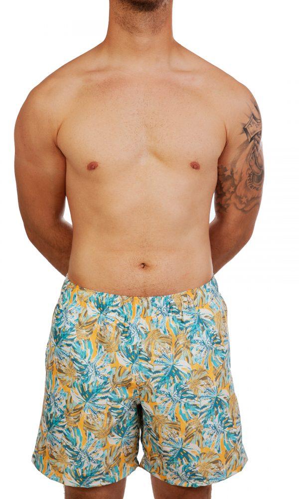 Мъжки плувни шорти – синьо