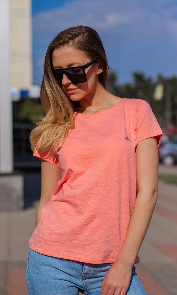 Дамска тениска 100% памук – флама